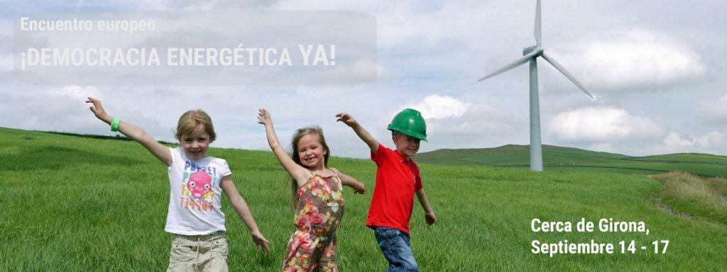 Trobada europea: democràcia energètica ARA!