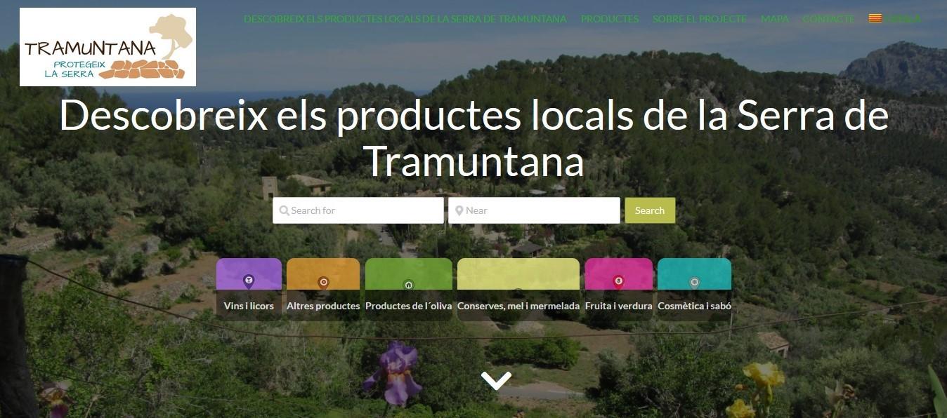 Protegeix la Serra de Tramuntana